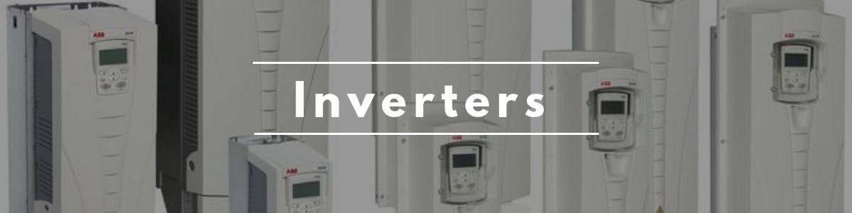 Inverters Banner