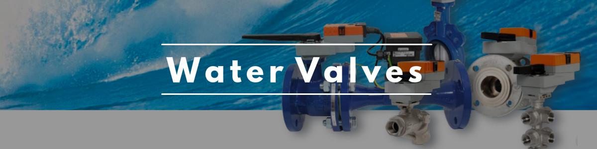 Water Valves banner