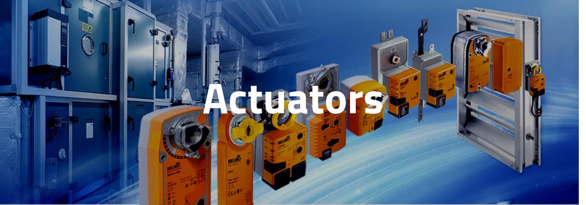 Actuators Banner