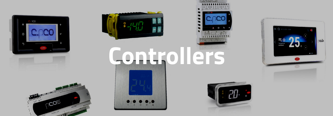 Controllers Banner