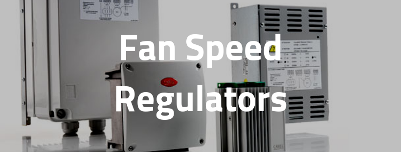 Fan Speed Regulators Banner
