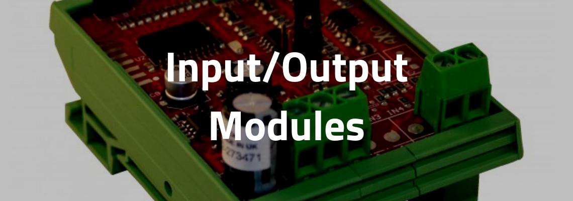 Input/Output Modules