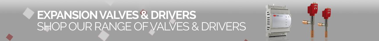 Expansion Valves & Drivers