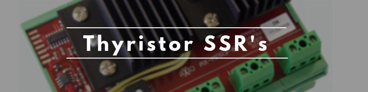 Thyristor SSR's
