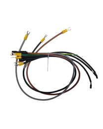 10C615A236 - KIT POWER WIRES UEX-Y 3÷8 KG/H 3PH (230-400-460-575V 3 PH)