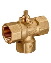 C315Q-H 3-way Change-over Zone Valve