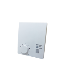 CR24-B1 Room temperature controller with 1 sequence AC 24 V Selection mode
