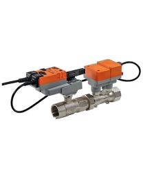 EP040R+MP Electr. 2-way Characterised Control Valves
