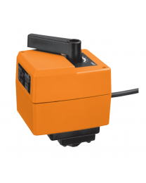 HR24-3 - Rotary actuator for 2 and 3-way ball valves