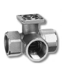 R3020-S2 - 3-way change-over ball valve T-hole