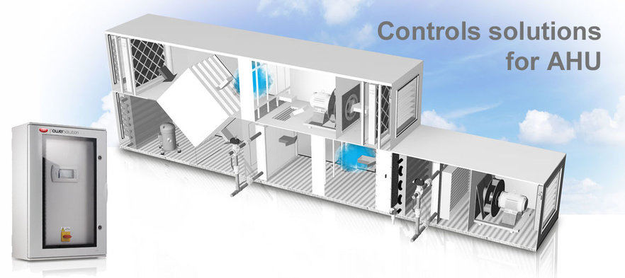 The complete Air Handling Unit Control Solution